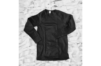 Ισοθερμική μπλούζα MRK χρώματος μαύρο