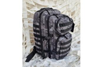 Σακίδιο πλάτης 101INC BACKPACK MOUNTAIN 45Lt,παραλλαγής NIGHT CAMO
