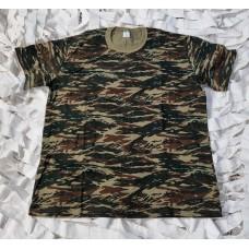 Μακό μπλουζάκι υπερμεγεθος ARM'S,ελληνικής παραλλαγής,100%βαμβακερό