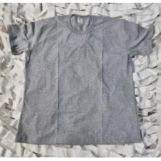 Μακό μπλουζάκι υπερμέγεθος ARM'S,χρώματος γκρι,100%βαμβακερό