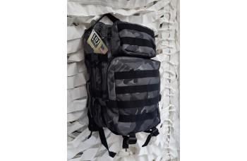 Σακίδιο πλάτης 101INC Tactical Backpack 36Lt, χρώματος night camο