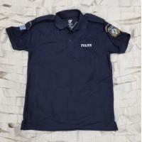 Polo Quick Dry POLICE GF,αντιδρωτική με ειδική ύφανση που επιτρέπει τη διαπνοή