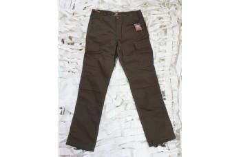 Παντελόνι MRK BDU,χρώματος καφέ