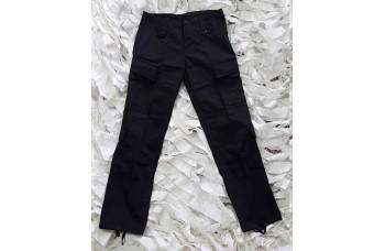 Παντελονι ACU μαυρο κατασκευασμενο απο ripstop ΑΕΤΟΣ