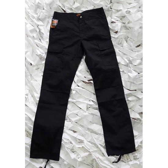 Παντελόνι MRK BDU,χρώματος μαύρ