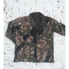 Μπουφάν-fleece διπλής όψεως