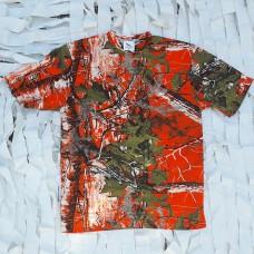 Μπλουζάκι παραλλαγής πορτοκαλί ,ΑΕΤΟΣ