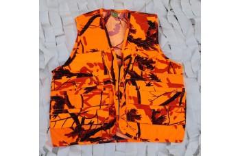 Γιλέκο πορτοκαλί-δάσους ΑΕΤΟΣ
