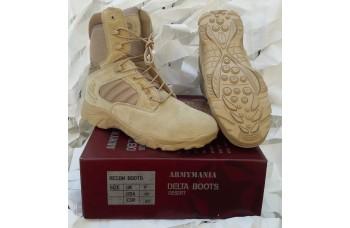 """Άρβυλο """"Delta Boots Desert"""",της εταιρείας Armymania"""