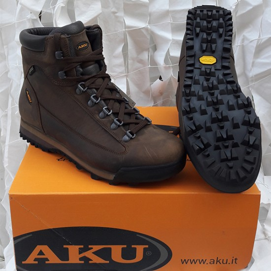 Μποτάκι AKU SLOPE LEATHER GORE-TEX 8853