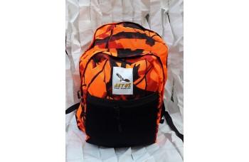 Σακίδιο πλάτης ΑΕΤΟΣ,χρώματος πορτοκαλί