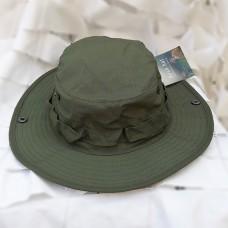 Καπέλο χρώματος χακί