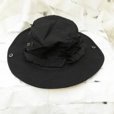 Καπέλο jungle χρώματος μαύρο
