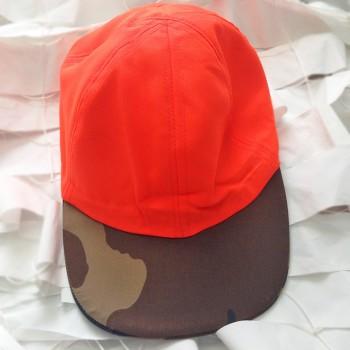 Καπέλο τζόκευ πορτοκαλί