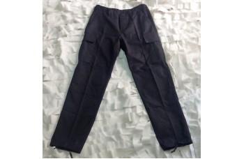 Παντελόνι ARM'S σε μαύρο χρώμα ,rip-stop ύφασμα 100%